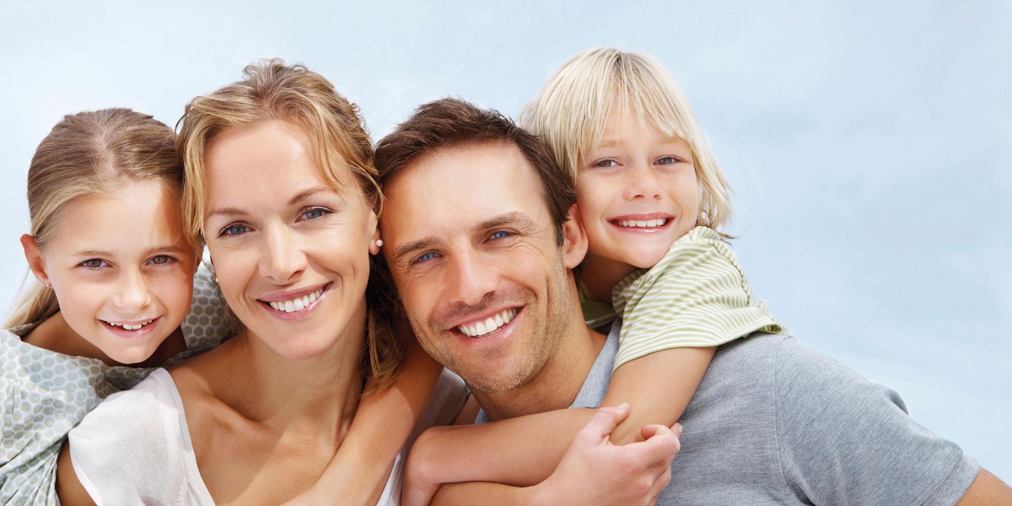 Brookline Village Dental treats families.